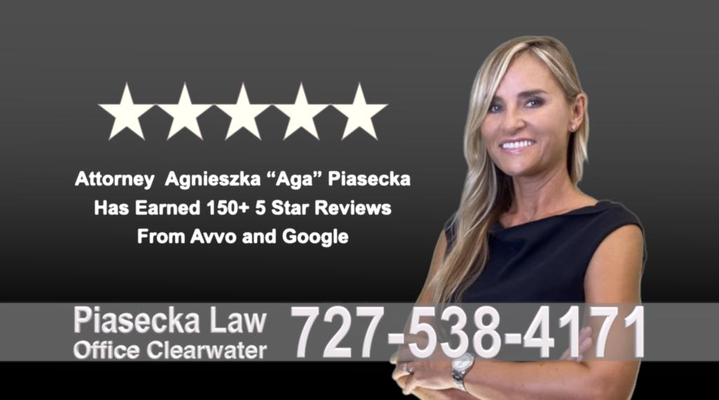 Immigration Clearwater Florida Polish, lawyer, Agnieszka, Aga, Piasecka, Polish, Lawyer, Attorney, Opinie klientów, Best, Najlepszy, Polskojęzyczny, Prawnik, Polski, Adwokat, Florida, Floryda, USA 1