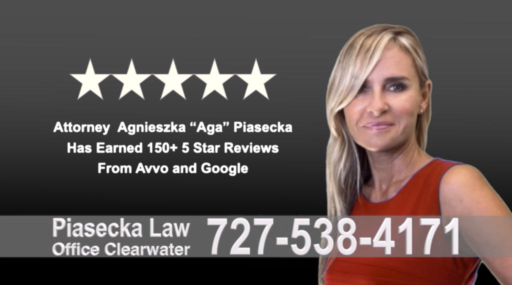 Immigration Clearwater Florida Polish, lawyer, Agnieszka, Aga, Piasecka, Polish, Lawyer, Attorney, Opinie klientów, Best, Najlepszy, Polskojęzyczny, Prawnik, Polski, Adwokat, Florida, Floryda, USA 11