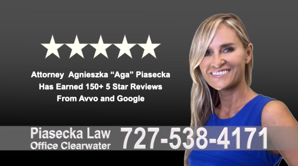 Immigration Clearwater Florida Polish, lawyer, Agnieszka, Aga, Piasecka, Polish, Lawyer, Attorney, Opinie klientów, Best, Najlepszy, Polskojęzyczny, Prawnik, Polski, Adwokat, Florida, Floryda, USA 16