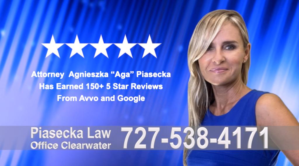 Immigration Clearwater Florida Polish, lawyer, Agnieszka, Aga, Piasecka, Polish, Lawyer, Attorney, Opinie klientów, Best, Najlepszy, Polskojęzyczny, Prawnik, Polski, Adwokat, Florida, Floryda, USA 17