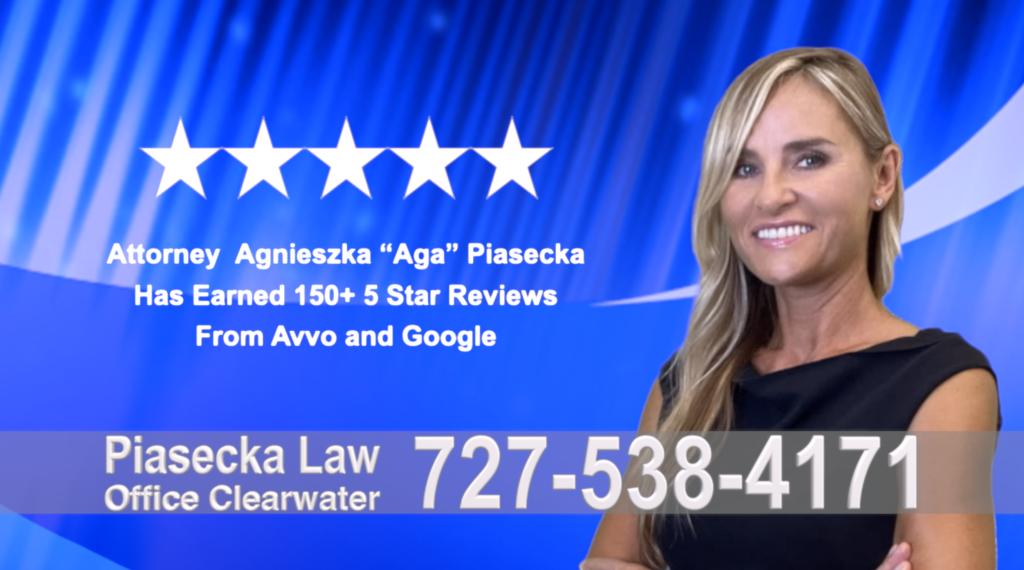 Immigration Clearwater Florida Polish, lawyer, Agnieszka, Aga, Piasecka, Polish, Lawyer, Attorney, Opinie klientów, Best, Najlepszy, Polskojęzyczny, Prawnik, Polski, Adwokat, Florida, Floryda, USA 19