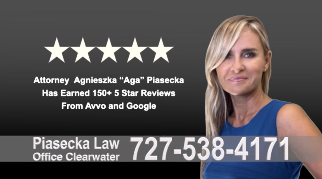 Immigration Clearwater Florida Polish, lawyer, Agnieszka, Aga, Piasecka, Polish, Lawyer, Attorney, Opinie klientów, Best, Najlepszy, Polskojęzyczny, Prawnik, Polski, Adwokat, Florida, Floryda, USA 9