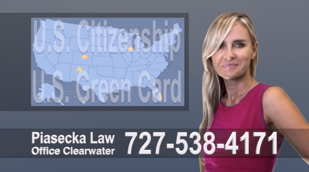 Florida Immigration, Lawyer, Clearwater, Attorney, Citizeship, Green Card, Zielona Karta, Obywatelstwo, Prawnik, Adwokat, Imigracyjny, Prawo Imigracyjne, Polskojęzyczny, Floria, USA, Colorado, New Mexico, Illinois