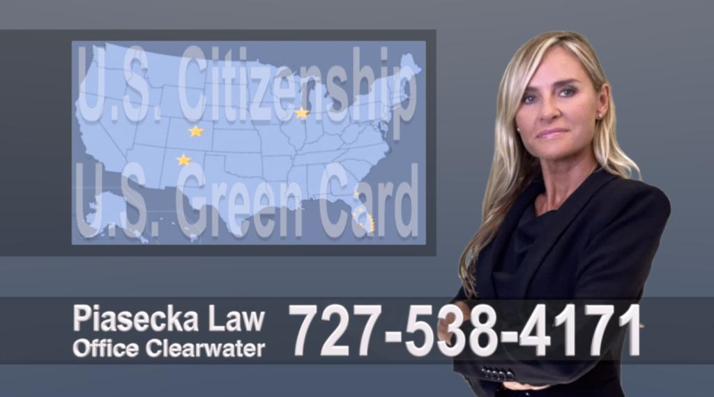 Clearwater, Immigration, Lawyer, Attorney, Citizeship, Green Card, Zielona Karta, Obywatelstwo, Prawnik, Adwokat, Imigracyjny, Prawo Imigracyjne, Polskojęzyczny, Floria, USA, Colorado, New Mexico, Illinois 14