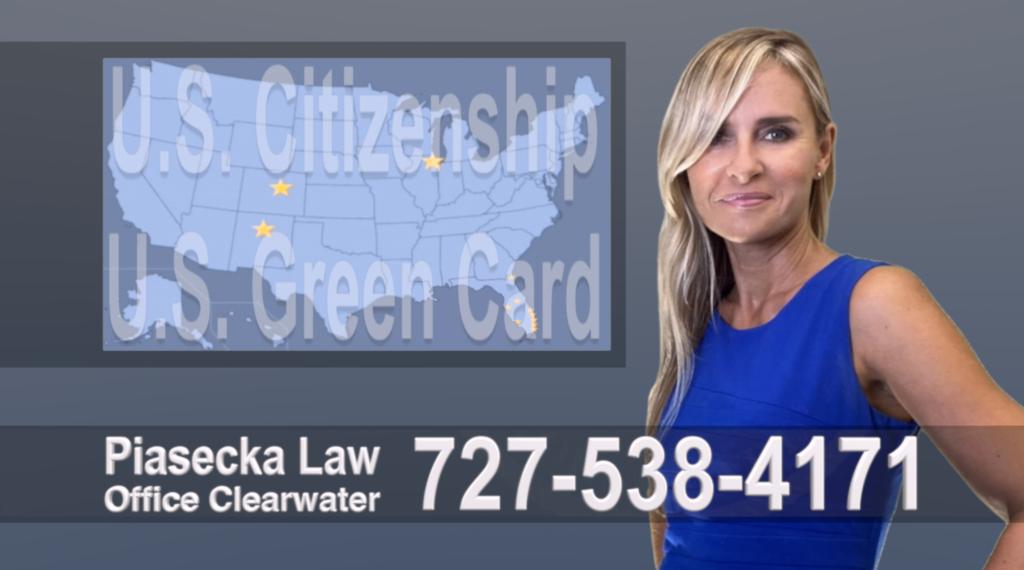 Clearwater, Immigration, Lawyer, Attorney, Citizeship, Green Card, Zielona Karta, Obywatelstwo, Prawnik, Adwokat, Imigracyjny, Prawo Imigracyjne, Polskojęzyczny, Floria, USA, Colorado, New Mexico, Illinois 15