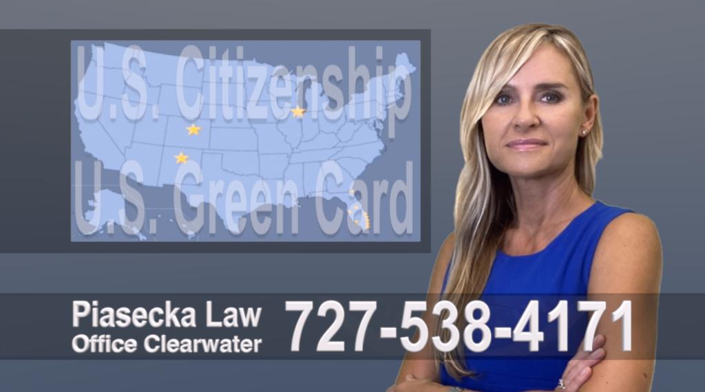 Clearwater, Immigration, Lawyer, Attorney, Citizeship, Green Card, Zielona Karta, Obywatelstwo, Prawnik, Adwokat, Imigracyjny, Prawo Imigracyjne, Polskojęzyczny, Floria, USA, Colorado, New Mexico, Illinois 17