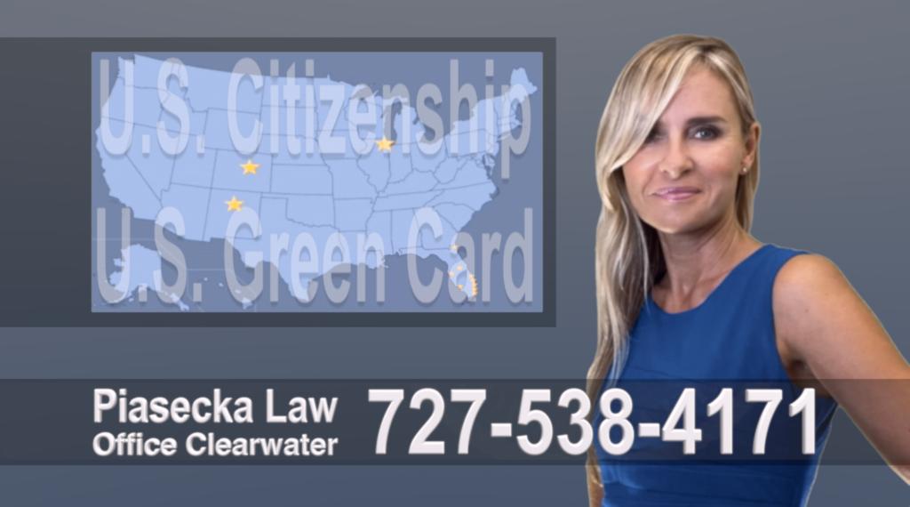 Florida Clearwater, Immigration, Lawyer, Attorney, Citizeship, Green Card, Zielona Karta, Obywatelstwo, Prawnik, Adwokat, Imigracyjny, Prawo Imigracyjne, Polskojęzyczny, Floria, USA, Colorado, New Mexico, Illinois 2