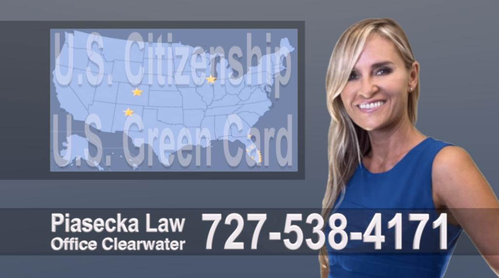 Florida Clearwater, Immigration, Lawyer, Attorney, Citizeship, Green Card, Zielona Karta, Obywatelstwo, Prawnik, Adwokat, Imigracyjny, Prawo Imigracyjne, Polskojęzyczny, Floria, USA, Colorado, New Mexico, Illinois 3
