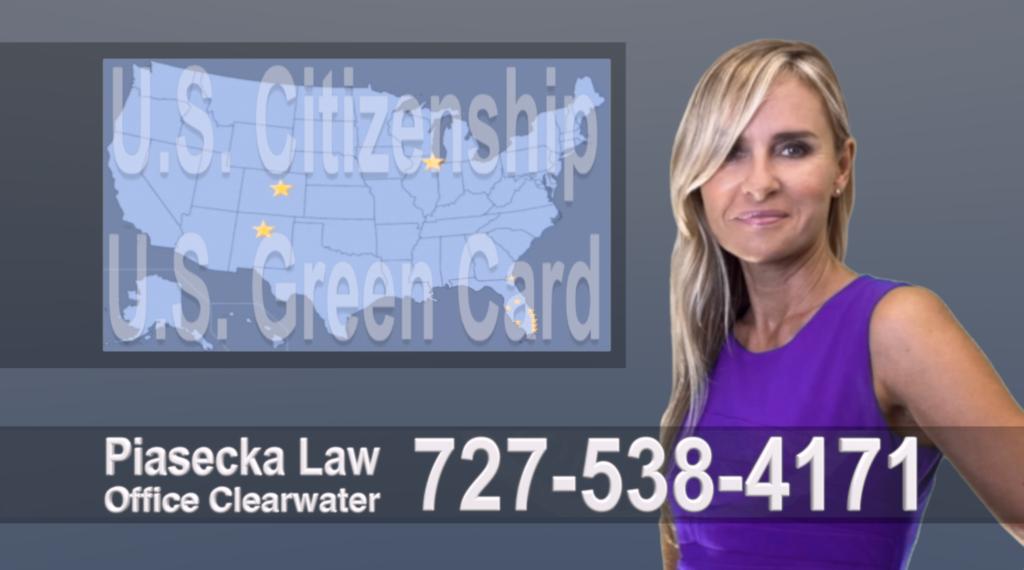 Florida Clearwater, Immigration, Lawyer, Attorney, Citizeship, Green Card, Zielona Karta, Obywatelstwo, Prawnik, Adwokat, Imigracyjny, Prawo Imigracyjne, Polskojęzyczny, Floria, USA, Colorado, New Mexico, Illinois 6