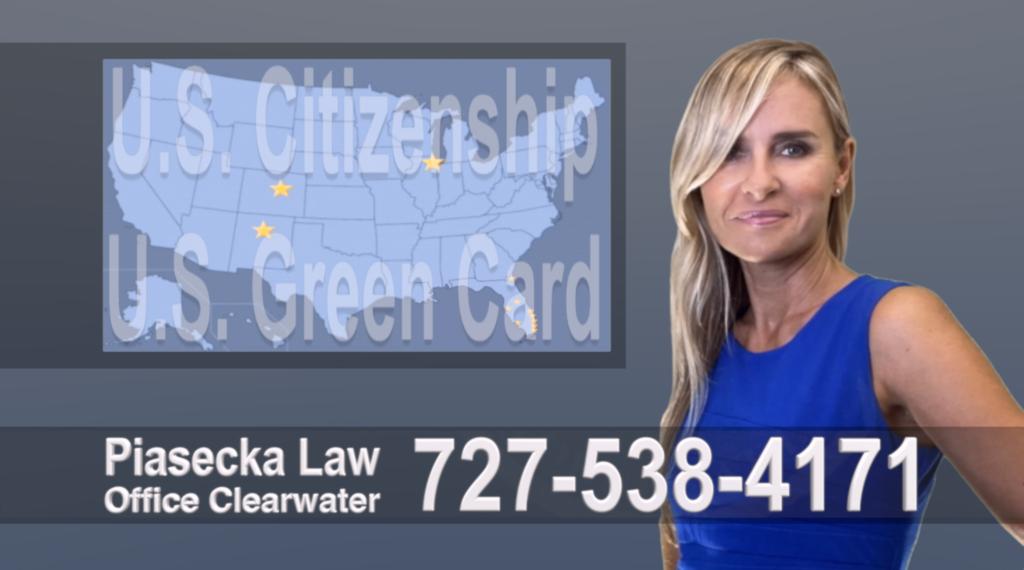 Clearwater, Immigration, Lawyer, Attorney, Citizeship, Green Card, Zielona Karta, Obywatelstwo, Prawnik, Adwokat, Imigracyjny, Prawo Imigracyjne, Polskojęzyczny, Floria, USA, Colorado, New Mexico, Illinois 8