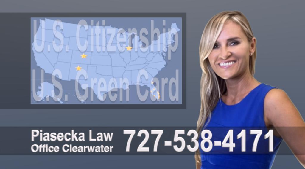 Clearwater, Immigration, Lawyer, Attorney, Citizeship, Green Card, Zielona Karta, Obywatelstwo, Prawnik, Adwokat, Imigracyjny, Prawo Imigracyjne, Polskojęzyczny, Floria, USA, Colorado, New Mexico, Illinois 9