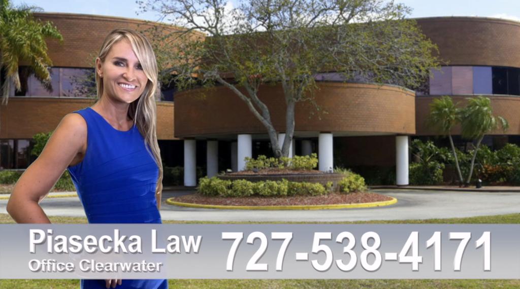 Immigration Clearwater Florida Polish, lawyer, attorney, Agnieszka, Aga, Piasecka, Office location 1