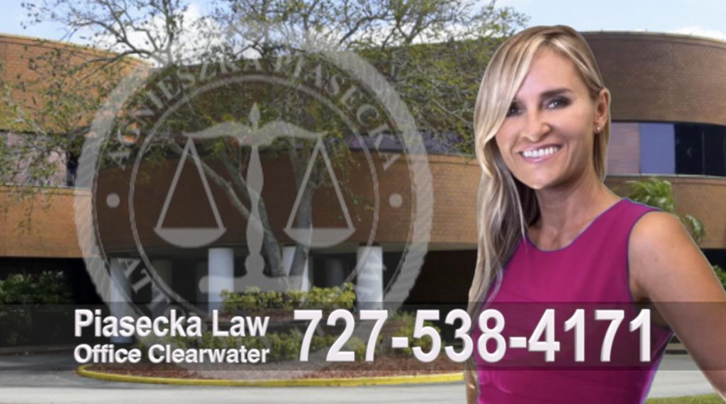 Immigration Lawyer Clearwater Florida U.S. Citizenship, Green Card, Fiancé Visa, Florida, Attorney, Lawyer, Agnieszka Piasecka, Aga Piasecka, Piasecka Office 2